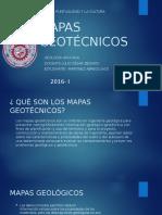 MAPAS GEOTECNICOS
