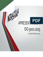 Apresentando a ISO 9001 2015