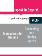 Steps to speak in Spanish (1)