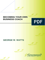 Becoming Your Own Bu by George W. Www Pdfbook Co Ke