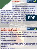 Caldeiras Start-up (1)