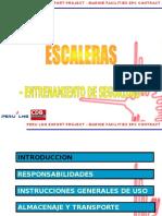 CDB - Escaleras
