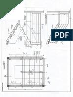 Dimensões Escada Sala de Aula