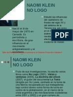 Naomi Klein No Logo 2013