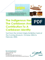 The Full Untold History of the Indigenous People of the Caribbean