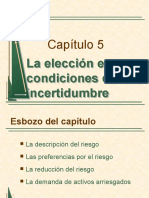 captulo5laeleccinencondicionesdeincertidumbre