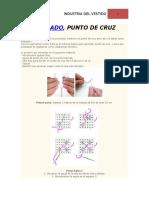 BORDADO, PUNTO DE CRUZ.docx