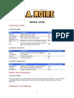 L.A. Noire Guide 1