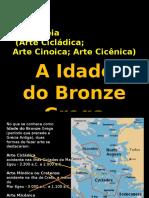 Arte Egéia - Bronze Gregax