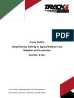 Comprehensive Training on BypassSIM Box Fraud