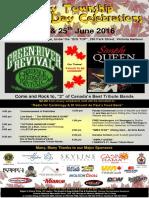 Tay Township Canada Day Celebrations
