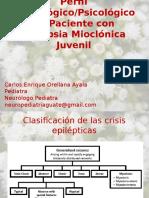 Epilepsia Mioclonica Juvenil