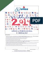 Prova Lingua Portuguesa
