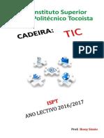 TIC- Tema I (Word Basico)