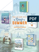 Boys of Summer Chapter Sampler