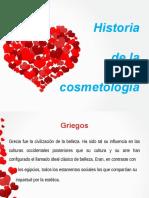 Cosmetología - Edad Antigua II
