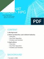 Hoa Phat Group- HPG
