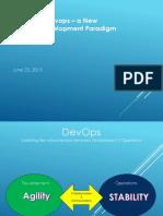 Techtalk Devops Slide Deck