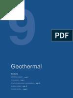 WER 2013 9 Geothermal