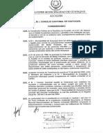 M.I. Municipio de Guayaquil. Políticas Ambientales