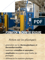 Formation Soudure Ultrasons