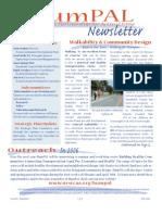 Newsletter Fall 2005 ~ Humboldt Partnership for Active Living