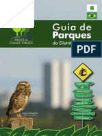 Guia de Parques do DF - IBRAM 2016