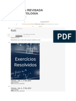 APOSTILA REVISADA PSICOPATOLOGIA