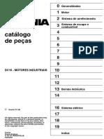 Catalogo de Peças Scania DC16