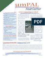 Newsletter Summer 2006 ~ Humboldt Partnership for Active Living