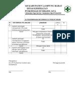 Hasil Evaluasi Penyampaian Informasi Di Pendaftaran