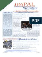 Newsletter Spring 2005 ~ Humboldt Partnership for Active Living