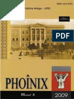 Phoînix, 2009 - V. 5, N. 2