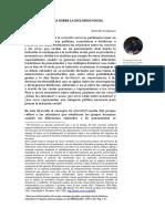 ESPINOSA Una Mirada Sobre La Inclusion Social(INCLUSION SOCIAL)
