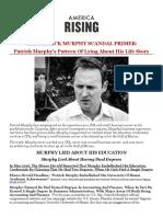 The Patrick Murphy Scandal Primer