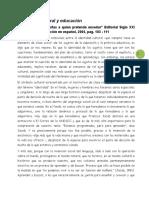 Identidad Cultural y Educación Freire(1)
