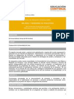 Silabo CIEC 2016 - Mejora y Rediseño de Procesos