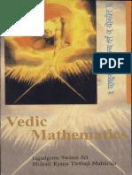 Vedic Mathematic 2004
