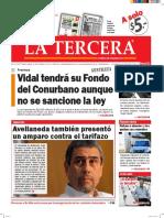 Diario La Tercera 23.06.2016