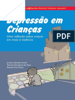 Livro Depressão Em Criança