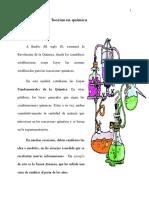 -Leyes y Teorías en Química