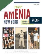 Discover Amenia 2016