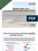 161204146 Tecnologia Minera en Chile