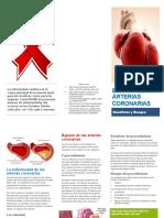 bypass de las arterias coronarias