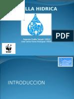 Huella Hidrica-UACJ 1ra Presentacion