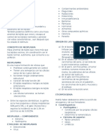NEOPLASIAS resumen diapos