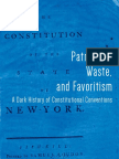 Patronage Waste and Favoritism