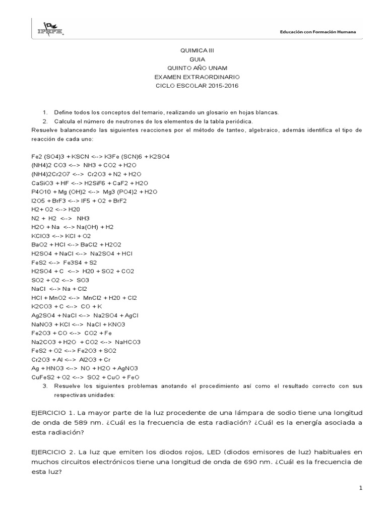 guia extraordinario 5 unam flavorsomefo gallery - Tabla Periodica De Los Elementos H2o