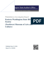Museum of Arts and Culture Investigation