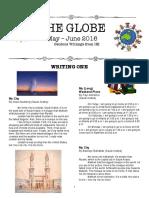 May-June 2016 Globe